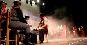 Maltepe'de Çanakkale destanı danslarla anlatıldı