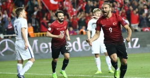 Türkiye Finlandiya'yı 2-0 mağlup etti.