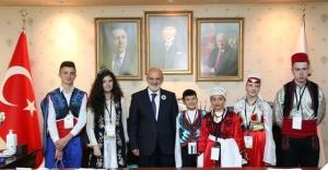 23 Nisan Çocukları Beykoz'da