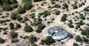 Belediyeden duyuru: Datça yakınlarına UFO düştü
