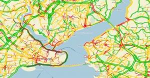 İstanbul'da 30 Nisan Pazar günü bu yollar kapalı