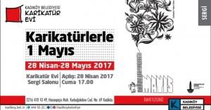 """""""KADIKÖY'DE DAMLALAR"""" SERGİSİ"""