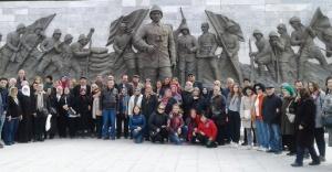 Maltepeliler Çanakkale Şehitlik Ziyaretin'deler