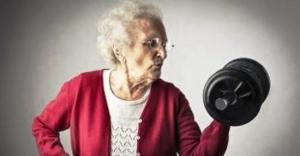 Yaşlı hücrelerinizi egzersizle canlandırın