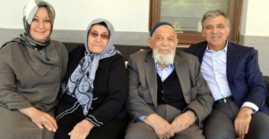 Abdullah Gül#039;ün babası vefat...