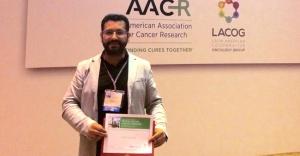 Amerika Kanser Araştırmaları Derneğinden Türkiye'ye ödül!