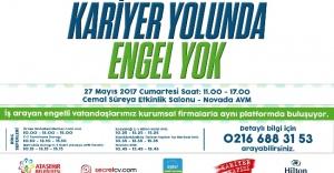 ATAŞEHİR'DE KARİYER YOLUNDA ENGEL KALKIYOR