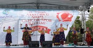 Beykoz'da Rengarenk 19 Mayıs Kutlamaları