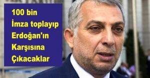 Metin Külünk, 100 bin imza toplayıp Erdoğan'ın karşısına çıkacaklar