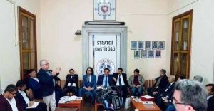 """Strateji Enstitüsü """"Stratejik Vizyon Toplantısı"""" Yapıldı"""
