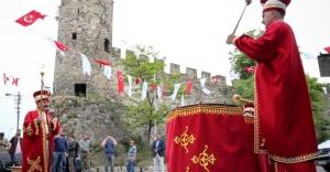 Tarihi Namazgâh Mehteran ve Dualarla Açıldı