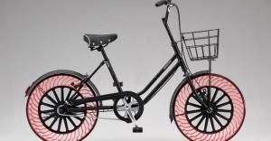 Yeni Nesil, Patlamayan Bisiklet Lastiği Geliştirildi
