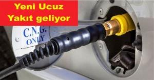Yeni Ucuz yakıt CNG geliyor