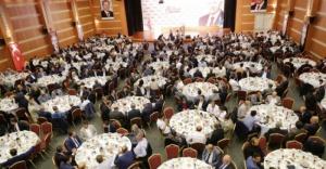 İstanbul AK Parti, STK temsilcileri ile iftarda buluştu