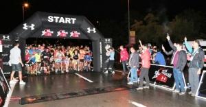 İstanbul'da gece koşuları başladı