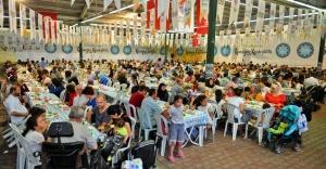 Maltepe'de  Ramazan'a muhteşem kapanış