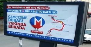 Tuzla - Tavşantepe Metro inşasının hazırlık çalışmalarına başlandı.