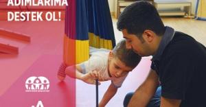39. İstanbul Maratonu'na katıl, Cerebral Palsy'li çocuklara destek ol
