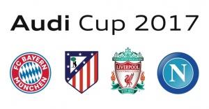 Futbolun yıldızları Audi Cup'ta buluşuyor!