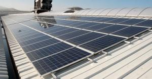 Çatıya Kurulacak Güneş paneli için...