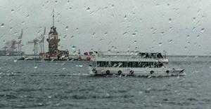 İstanbul Haftaya yağmurla başlayacak