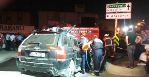 Ataşehir#039;de Feci Kaza: 2 Kişi...
