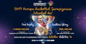 EuroBasket 2017'de İlk Gün Heyecanı Yaşanıyor