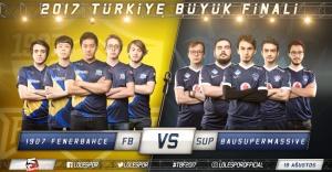 Fenerbahçe Espor, BAUSuperMassive Şampiyonluk mücadelesi Ataşehir'de