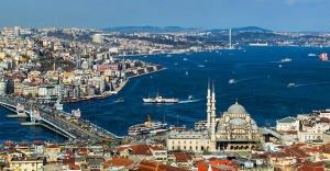 İstanbul'un En Değerli İlçeleri,  Beyoğlu, Beşiktaş, Zeytinburnu ve Fatih