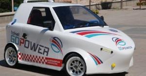 Tokat'ta üretildi, 100 kilometreye 1.5 lira yakıyor