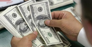 340 Bin Liralık Sahte Dolar yakalandı