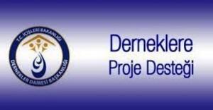 Dernekler Dairesi Başkanlığı Proje...