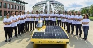 İTÜ Güneş Enerjili Araçlar Ekibi Türkiye'yi Temsil edecek