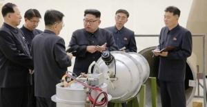 """Kuzey Kore """"hidrojen bombası"""" denedi, Yapay deprem yarattı"""