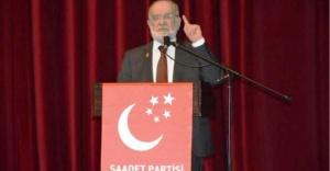 Temel Karamollaoğlu, Kınamak yetmez icraat gerek!