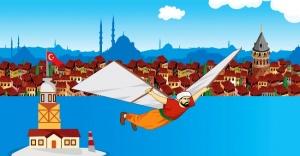 Galata Kulesi'nden Üsküdar'a Hazerfen Uçuşu Gerçekleşecek