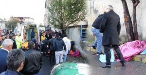 Ataşehir#039;de Trafik Kazası: 2...