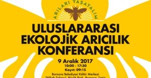 Uluslararası Ekolojik Arıcılık Konferansı 9 Aralık'ta İzmir'de