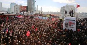 Kemal Kılıçdaroğlu, 'Feriştahın gelse bizi korkutamaz'
