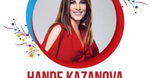 Ünlü astrolog Hande Kazanova 'Tepede Sohbet'e geliyor