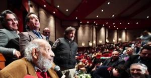 ARA GÜLER'E VEFA GECESİ