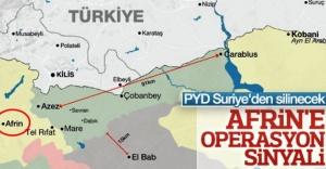 Erdoğan#039;dan Afrin operasyonu...