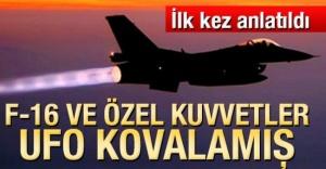 F-16'lar UFO Kovaladı