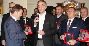 Gastronomi Dünyası'na Değer Katanlar gecesi ve Ödülleri verildi