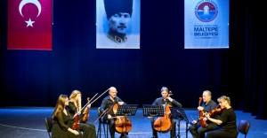 Maltepe kültür sanata doydu