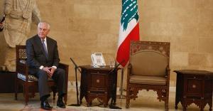 ABD Dışişleri Bakanı#039;na Lübnan#039;da...