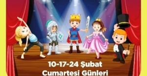 Ataşehir'de Sahne Sanatına Meraklı Çocuklar İçin Atölye