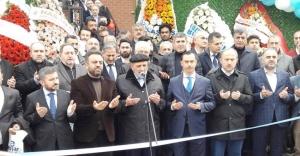 Ataşehir Yükseköğretim Erkek Öğrenci Yurdu açıldı