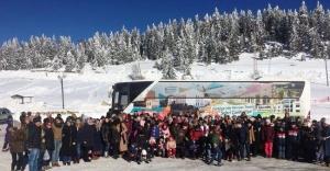 Çankırı'nın Kış Turizmi ile Final Yaptılar