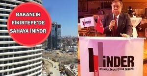Çevre ve Şehircilik Bakanlığı, Fikirtepe'de Sahaya iniyor